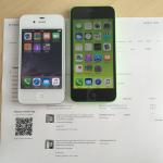 AliExpress zakupy - iPhone 5C / iPhone 4